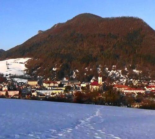 KST Hnúšťa Zimný výstup na Tŕstie (3)