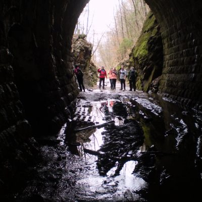 KST Hnusta - Slavošovský tunel (8)